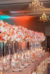 wedding-trends-2019-coral-wedding-decorations-coral-flower-reception-decor-inijephoto