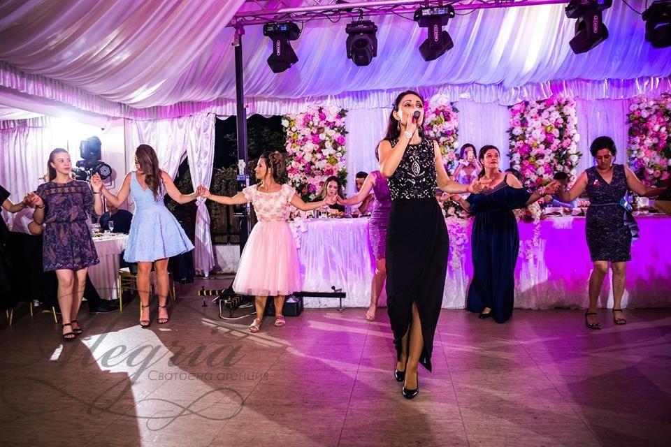 Организиране на музикални, танцови и шоу програми