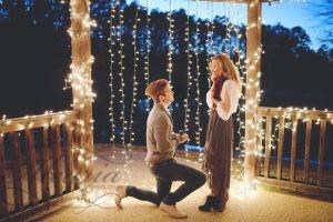 Ценни съвети при предложение за брак по Коледа