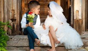 С деца на сватба - как да се погрижим за най-малките гости Алегрия