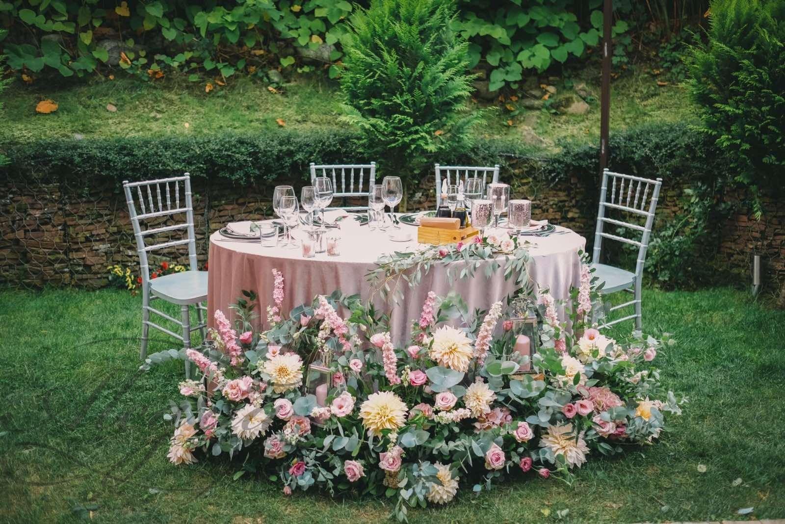 Сватба в шато Драгалевци