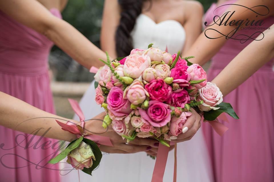 Цялостна украса за вашата сватба
