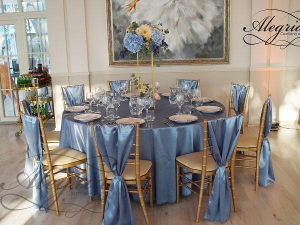 Идеи за декорация на масите за гости