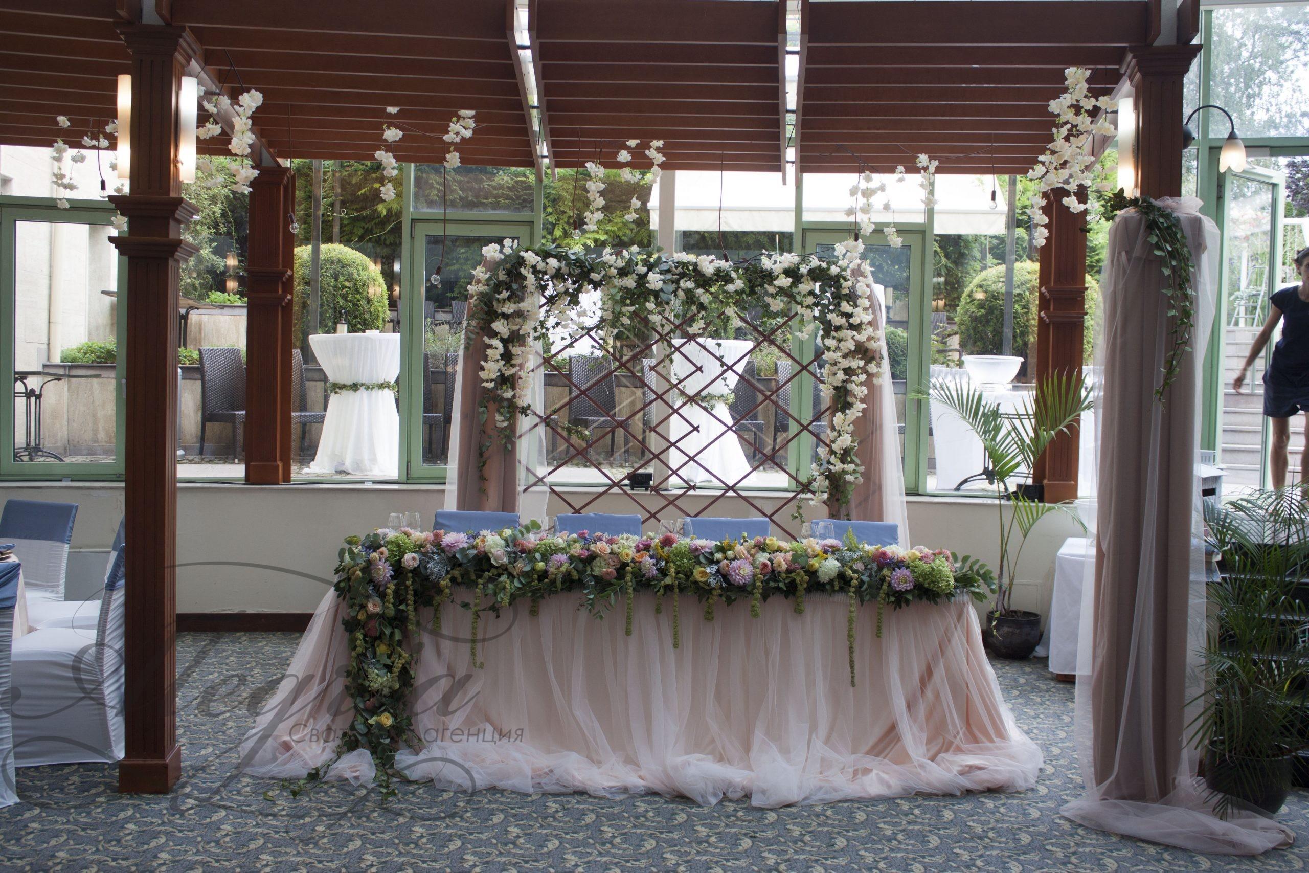 Сватба в ресторант Мезон, гр. София