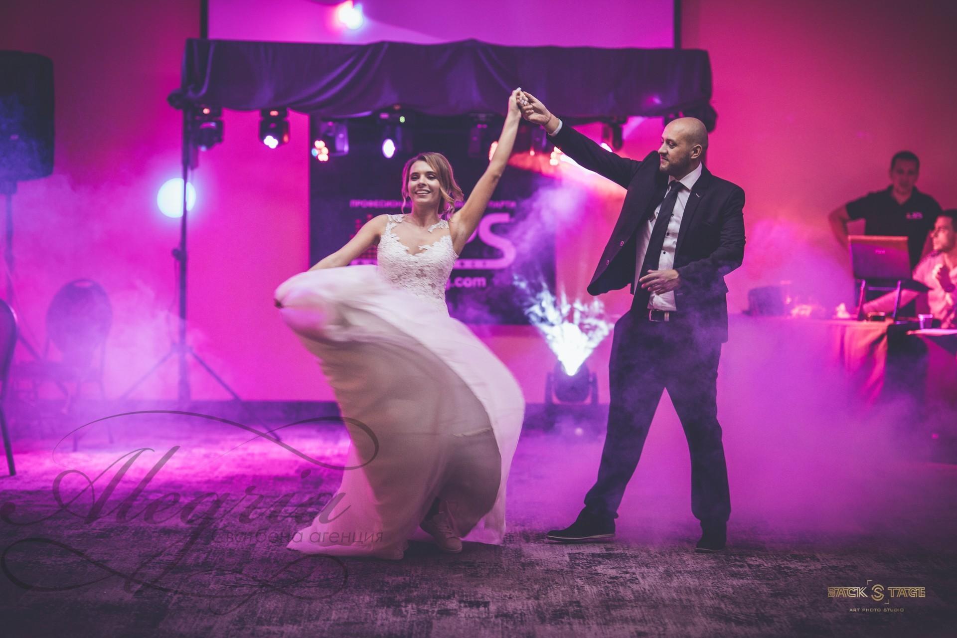 Видео - сватбена агенция Алегрия. Wedding agency Alegria