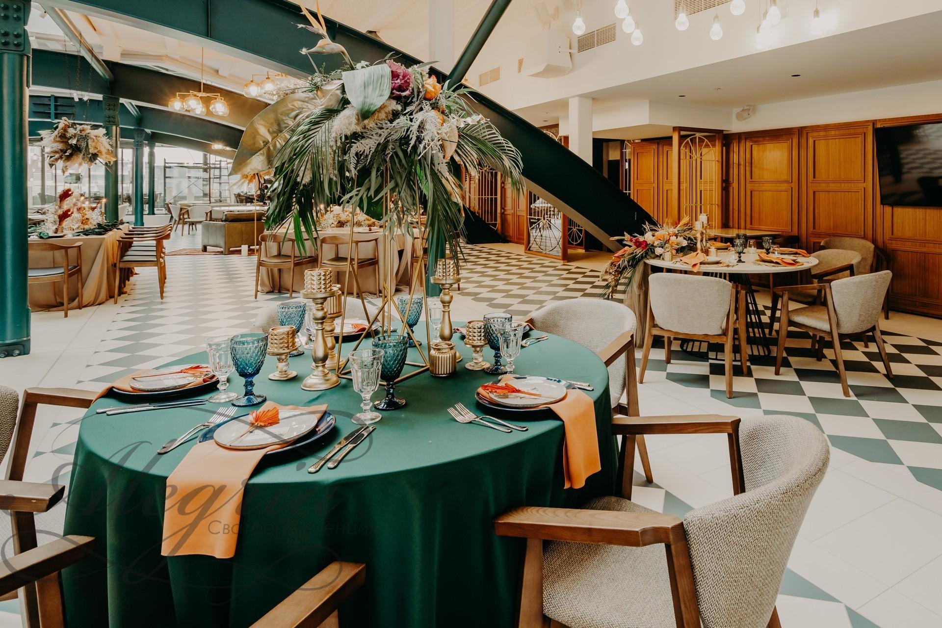 Сватба в Бохо стил в Grand Hotel Millenium,гр София